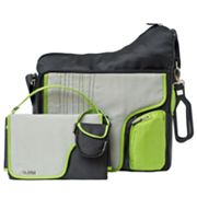 JJ Cole System 180 Diaper Bag