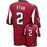 Men's Nike Atlanta Falcons Matt Ryan Game NFL Replica Jersey