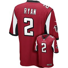 Men's Nike Atlanta Falcons Matt Ryan Game NFL Replica Jersey