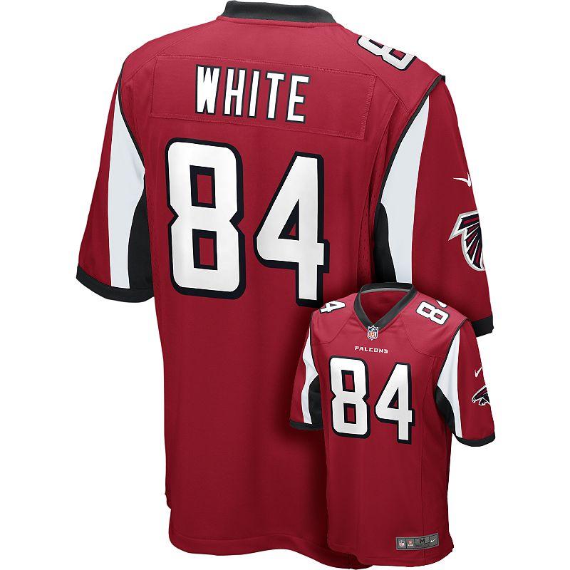 Nike Atlanta Falcons Roddy White Game NFL Replica Jersey - Men