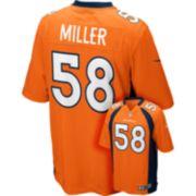 Nike Denver Broncos Von Miller Game NFL Replica Jersey