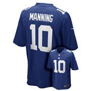 Nike New York Giants Eli Manning NFL Jersey - Men