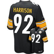 Nike Pittsburgh Steelers James Harrison NFL Jersey - Men