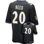 Nike Baltimore Ravens Ed Reed NFL Jersey - Men