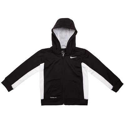 Nike Colorblock Therma-FIT Hoodie - Toddler