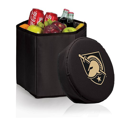 Picnic Time Army Black Knights Bongo Cooler