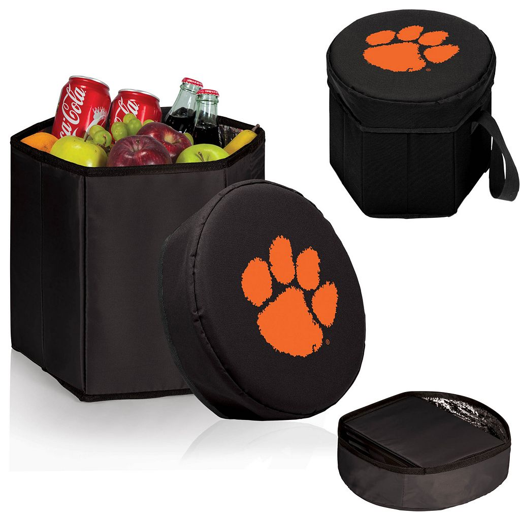 Picnic Time Clemson Tigers Bongo Cooler