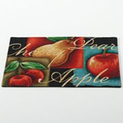 NATCO Cherry Apple Pear Placemat