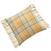 Chaps Elizabeth Plaid Decorative Pillow