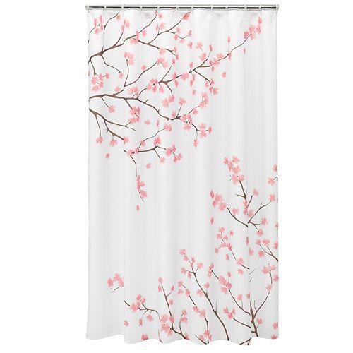 Home Classics Cherry Blossom Shower Curtain
