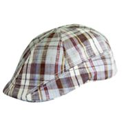 DPC 1921 Plaid Ivy Cap