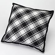 Chaps Isabella Plaid Decorative Pillow