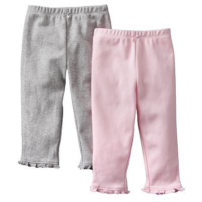 Carter's 2-pk. Solid Pants - Preemie