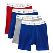 Hanes 4-pk. Boxer Briefs - Toddler