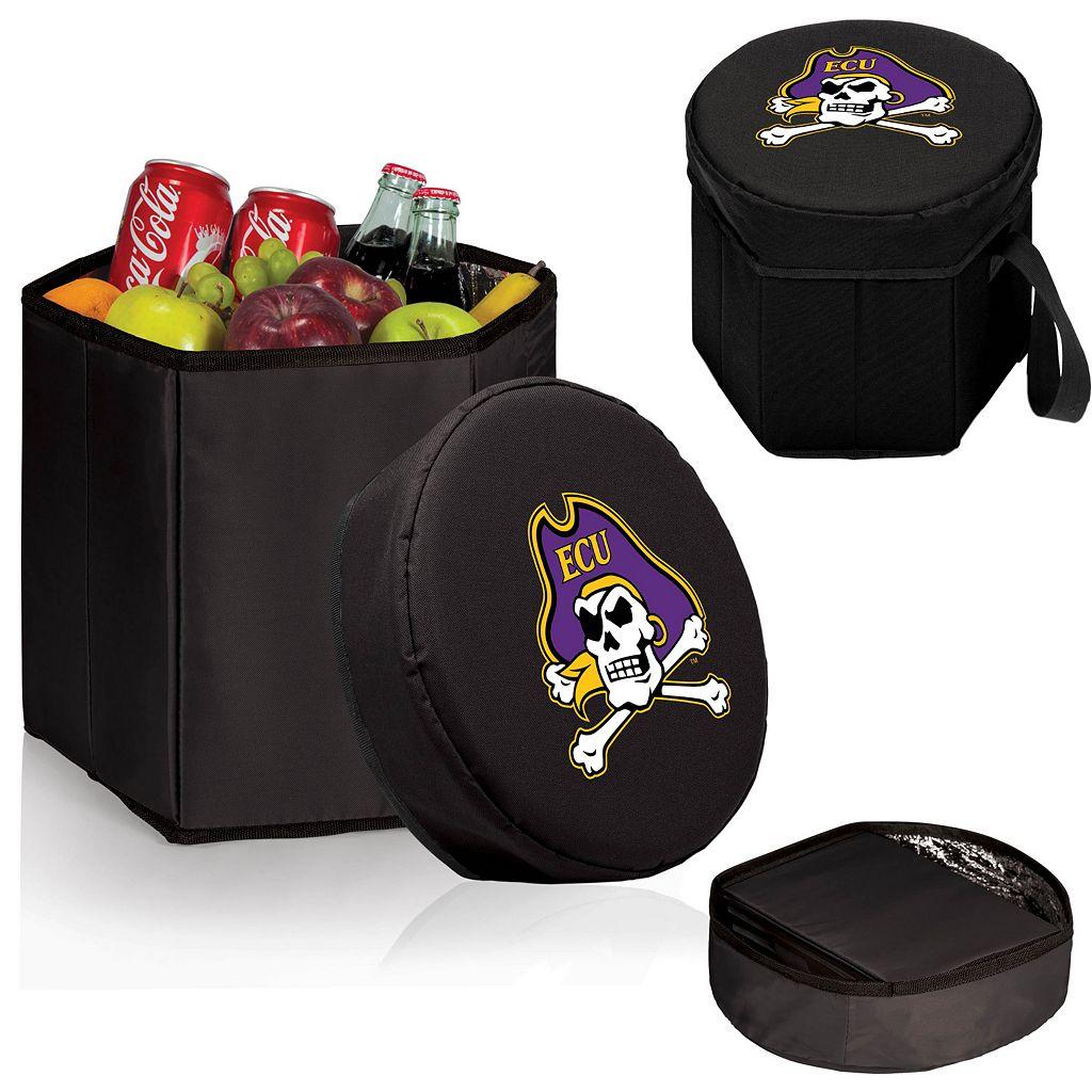 Picnic Time East Carolina Pirates Bongo Cooler
