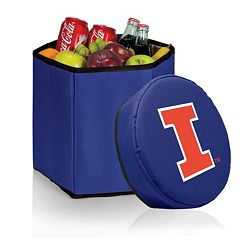 Picnic Time Illinois Fighting Illini Bongo Cooler