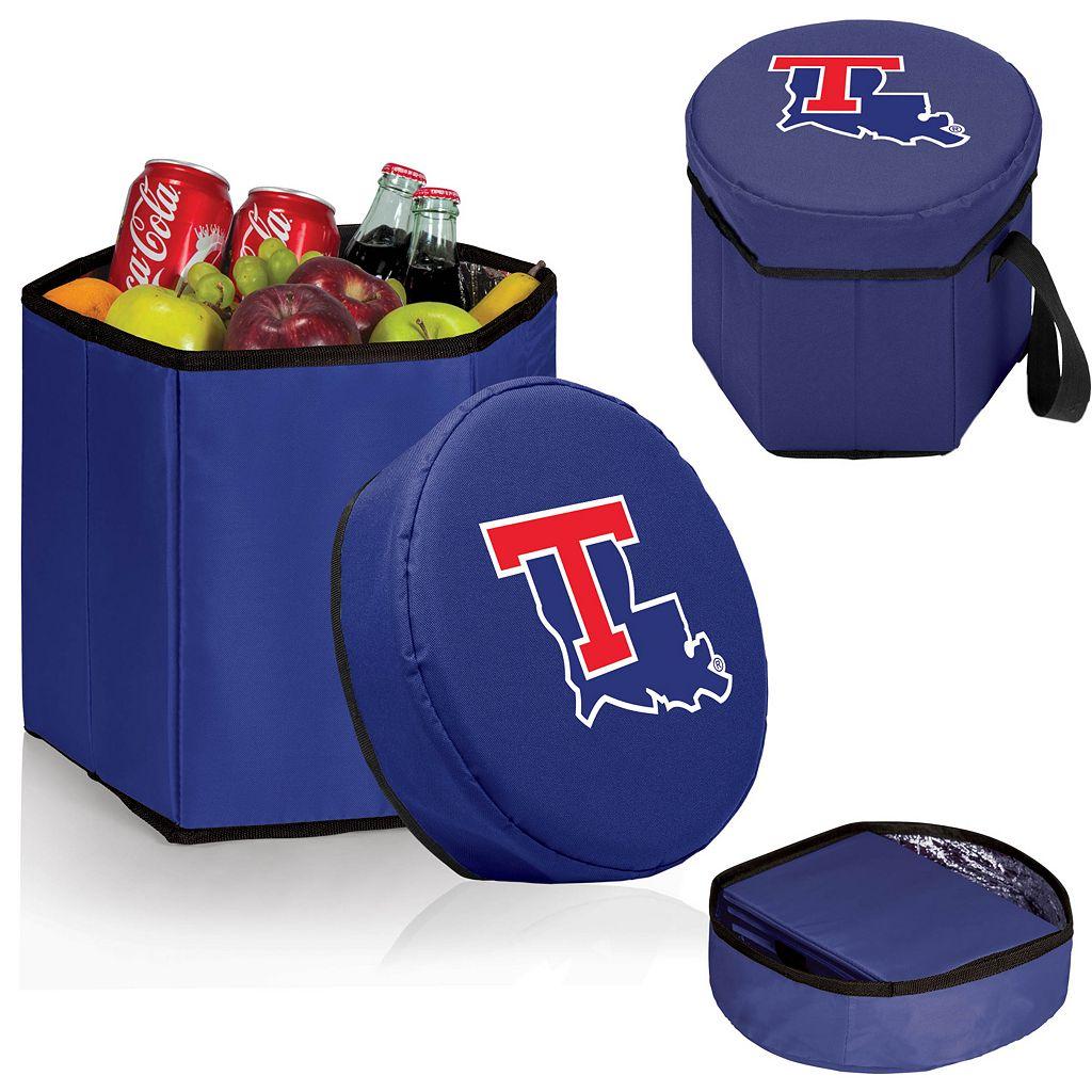 Picnic Time Louisiana Tech Bulldogs Bongo Cooler