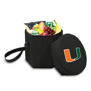 Picnic Time Miami Hurricanes Bongo Cooler