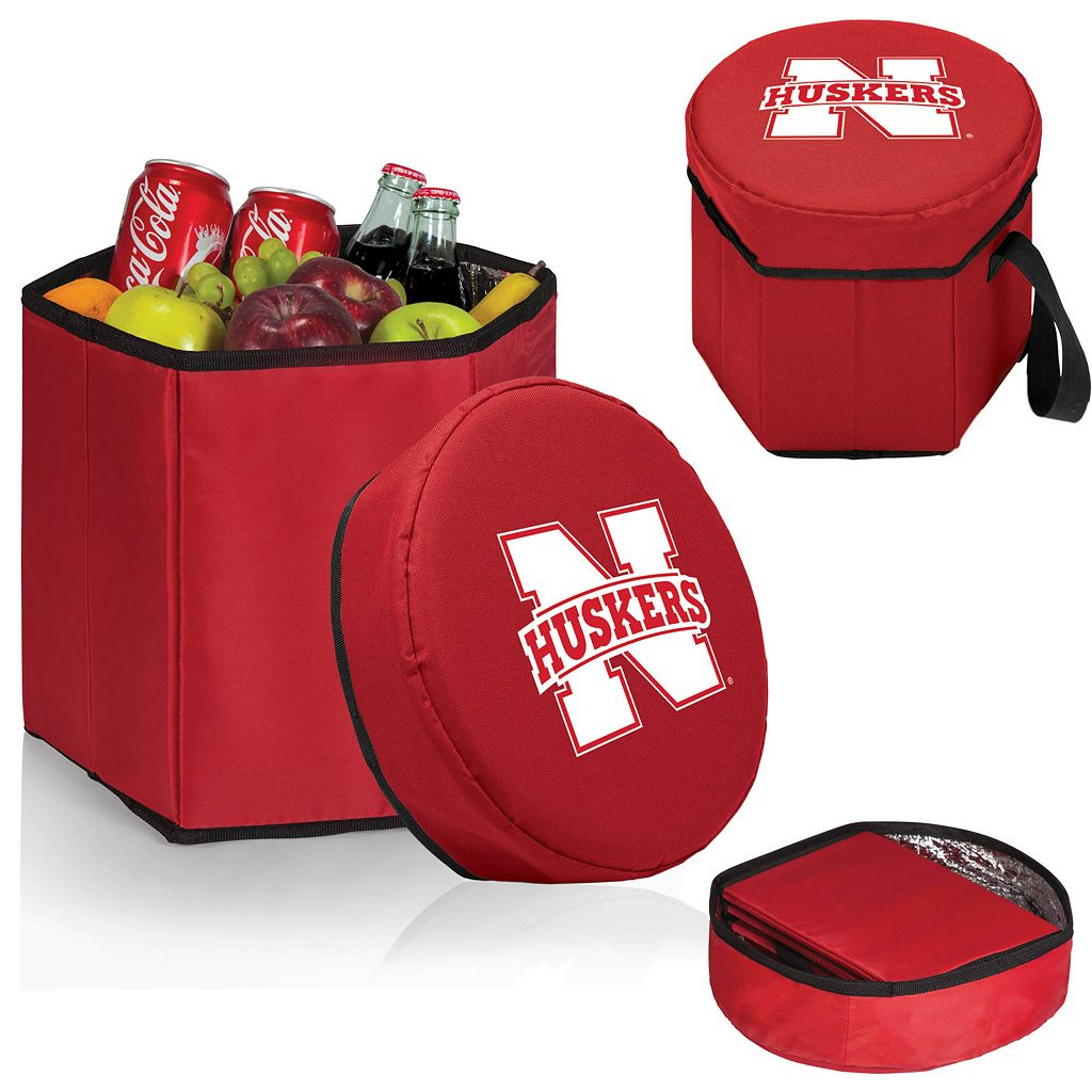 Picnic Time Nebraska Cornhuskers Bongo Cooler