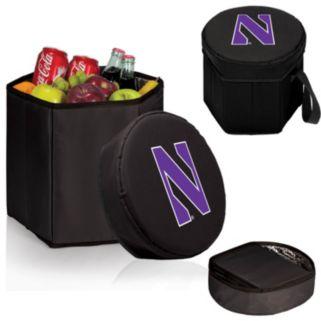 Picnic Time Northwestern Wildcats Bongo Cooler