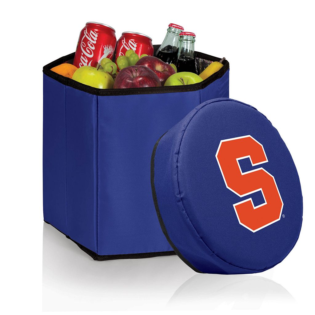 Picnic Time Syracuse Orange Bongo Cooler