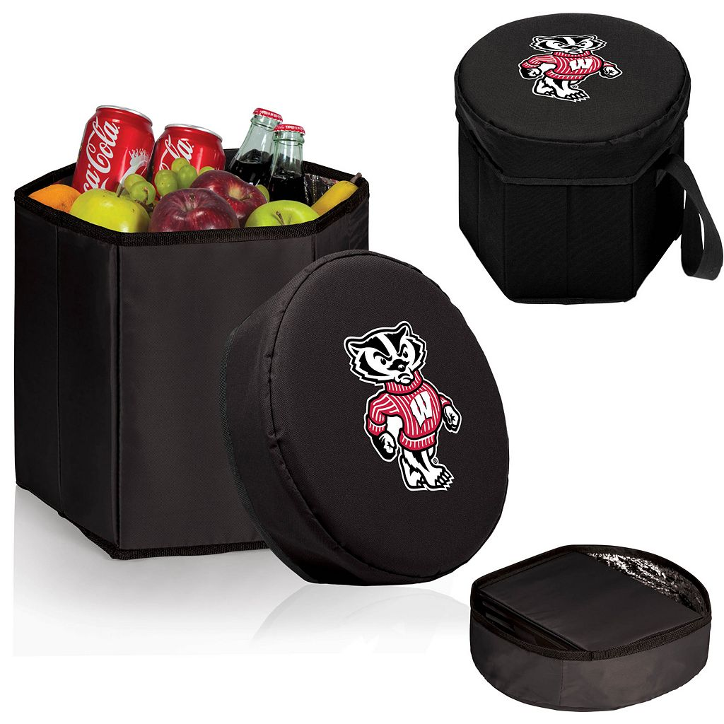 Picnic Time Wisconsin Badgers Bongo Cooler