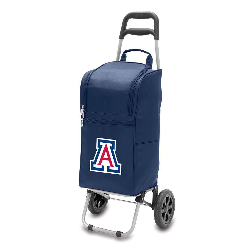 Picnic Time Arizona Wildcats Cart Cooler