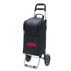 Picnic Time Arkansas Razorbacks Cart Cooler