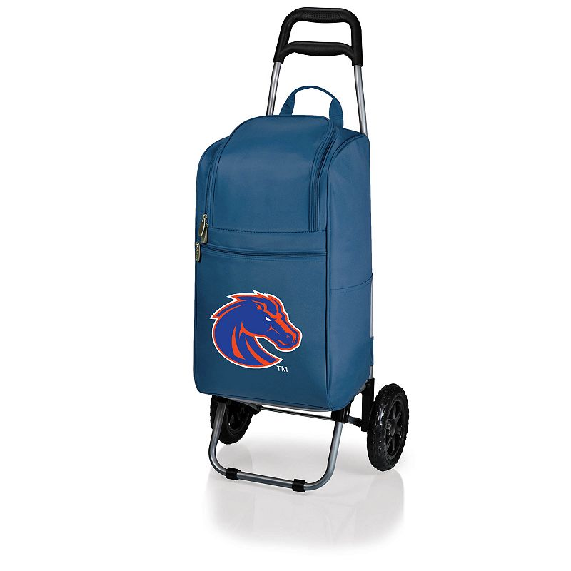 Picnic Time Boise State Broncos Cart Cooler, Blue