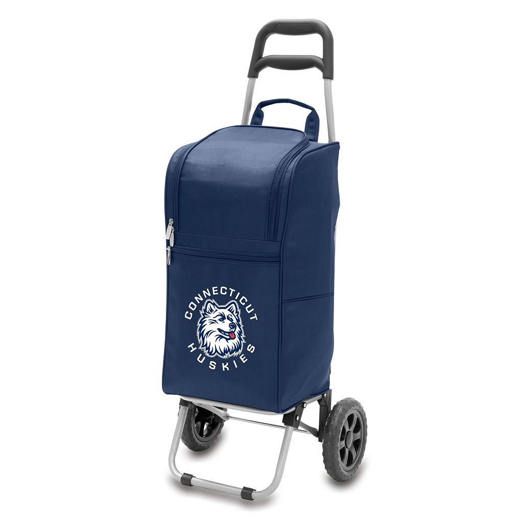 Picnic Time UConn Huskies Cart Cooler
