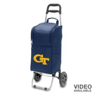 Picnic Time Georgia Tech Yellow Jackets Cart Cooler