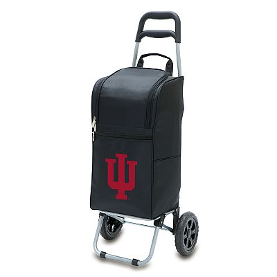 Picnic Time Indiana Hoosiers Cart Cooler