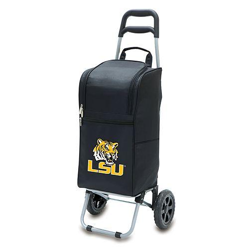 Picnic Time LSU Tigers Cart Cooler