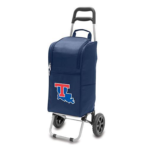 Picnic Time Louisiana Tech Bulldogs Cart Cooler