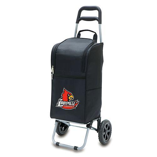 Picnic Time Louisville Cardinals Cart Cooler