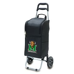 Picnic Time Marshall Thundering Herd Cart Cooler