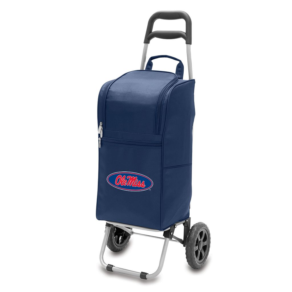 Picnic Time Ole Miss Rebels Cart Cooler