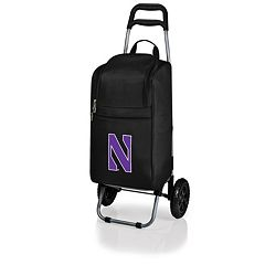 Picnic Time Northwestern Wildcats Cart Cooler