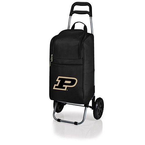 Picnic Time Purdue Boilermakers Cart Cooler
