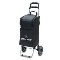 Picnic Time Vanderbilt Commodores Cart Cooler