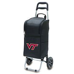 Picnic Time Virginia Tech Hokies Cart Cooler