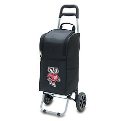 Picnic Time Wisconsin Badgers Cart Cooler