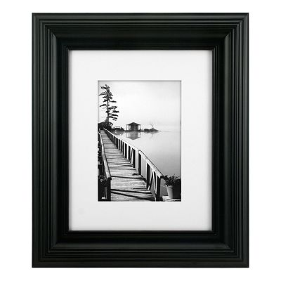 Malden Portrait 5 x 7 Matted Frame