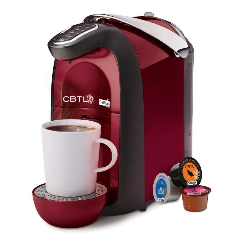 Coffee Bean & Tea Leaf Americano Single-Serve Beverage System (Red)