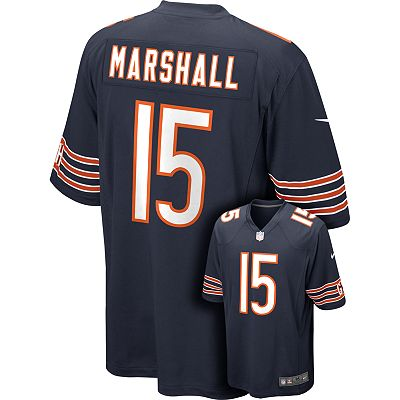 Nike Chicago Bears Brandon Marshall NFL Jersey - Men