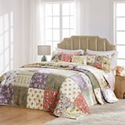 Blooming Prairie 3 pc Bedspread Set - Queen
