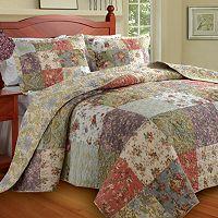 Blooming Prairie 2-pc. Bedspread Set - Twin