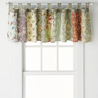 Blooming Prairie Window Valance - 84'' x 21''