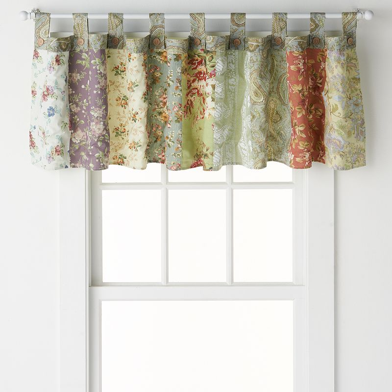 Bedroom Charming Valance