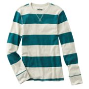Urban Pipeline Striped Thermal Tee